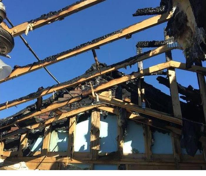 Fire Damage to Home in IL