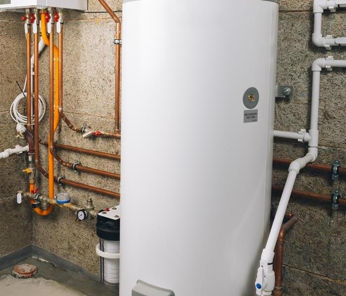 Water Damage Tips for Dealing With a Leaking Water Heater Until Help Arrives