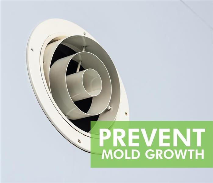 Bath vent fan. Bathroom ventilation system.