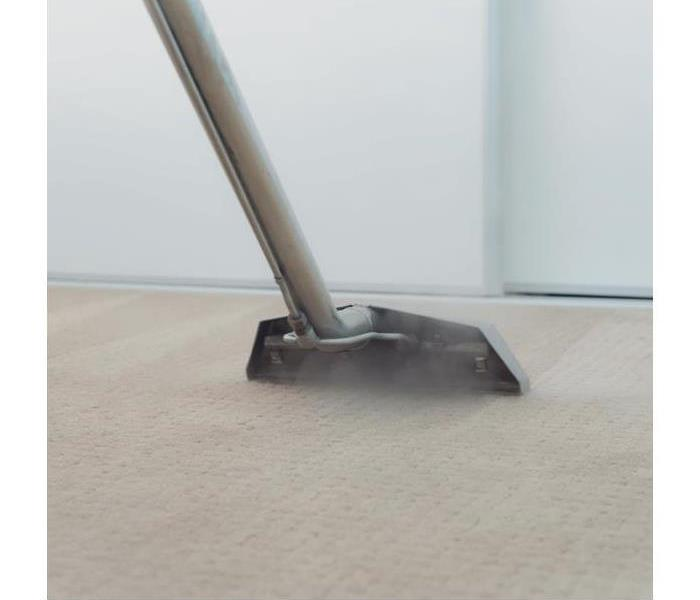 Steamed Carpet Cleaning