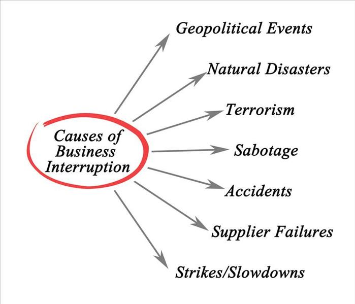 Causes of business interruption insurance